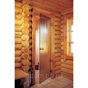 Двери для бань и саун фото