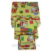 """Комплект коробок из 10шт. """"Дед Мороз"""" 970-974 фото"""