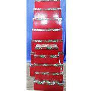 """Комплект коробок-сундучков из 12шт. """"Алые розы"""" 920-094 фото"""