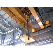 Опорные мостовые краны коробчатого сечения г/п 5-50 т с режимом работы до А7. фото
