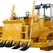 Трактор б10м с корчевателем фото