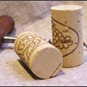 Пробка для игристых вин фото