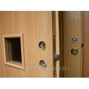 Ламинированные двери фото