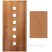 Двери Ламинированные серия 1/7 миланский орех фото