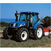 Тракторы колесные сельскохозяйственные мощностью от 10 до 530л.с. NewHolland Серия T6000Plus фото