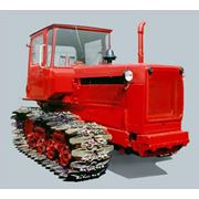 Трактор ДТ - 75 фото