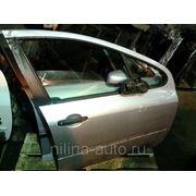 Дверь передняя правая Пежо 307 с дефектом фото