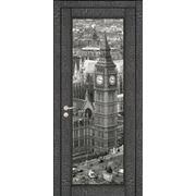 Шпонированная дверь Модерн 2 фото