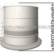 Резервуар стальной, сварной, горизонтальный, одностенный, 5 мм. фото