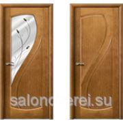 Двери шпонированные Муза фото