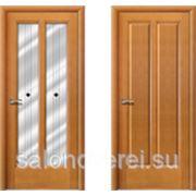 Двери шпонированные Ника фото
