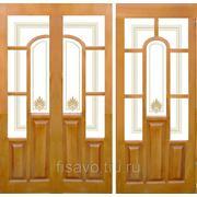 Витражи для межкомнатных дверей DG-5