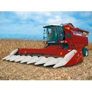 Комбайны кукурузоуборочные КЗС-1218 фото