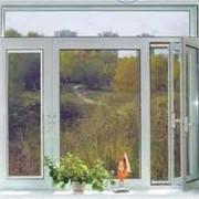 Окна алюминивые фото