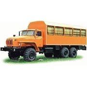 Вахтовый автобус УРАЛ-3255-41 фото