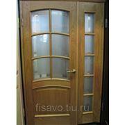 Витражи для межкомнатных дверей DG-131 фото