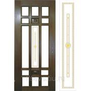 Витражи для межкомнатных дверей DG-129 фото