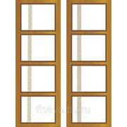 Витражи для межкомнатных дверей DG-168 фото