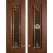 Витражи для межкомнатных дверей DG-229 фото