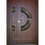 Витражи для межкомнатных дверей DG-35 фото