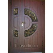 Витражи для межкомнатных дверей DG-33 фото