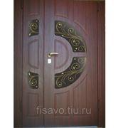 Витражи для межкомнатных дверей DG-37 фото