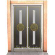 Витражи для межкомнатных дверей DG-75 фото