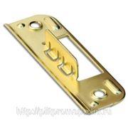 Ответная планка ПЛОСКАЯ (золото) фото