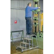 Лестницы-платформы Krause Монтажная подставка количество ступеней 5 805058 фото