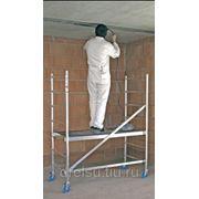 Лестницы-стремянки алюминиевые полупрофессиональные Krause DUBILO 12 арт.120588 фото