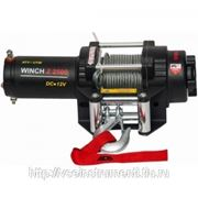 Лебедка ada winch z 2500 atv/utw а00283