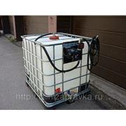 Топливный модуль 1000л/220В-55л с цифровым счетчиком фото