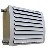 Трехрядный тепловентилятор водяной КЭВ-30Т3W3 (длина струи 7,8м размеры 480 х 365 х 410) фото