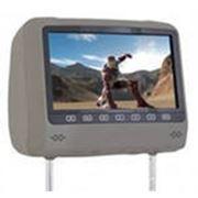 Подголовник с монитором 9 дюймов и DVD плеером А900Т фото