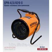 Пушка тепловая электрическая Кратон EPH-4,5/420 C фото