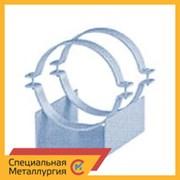 Скользящие хомутовые опоры для трубопроводов с наружным диаметром оболочки 160-800 мм СПК.ТР.22.01 фото