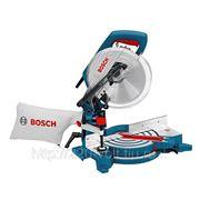 Пила торцовочная (стусло) Bosch Gcm 10 j фото