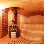 Русская баня на воде фото