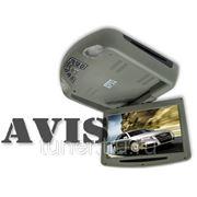 """Потолочный автомобильный монитор 11"""" со встроенным DVD плеером AVIS AVS1118T (серый)"""