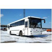 Автобус НефАЗ-5299-37-32 на базе низкопольного шасси