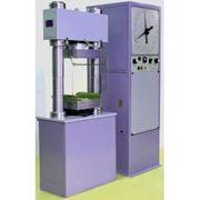 Машина для спытания на сжатие ИП-2000-0 фото