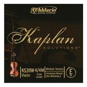 Струна E для скрипки 4/4 D'addario KS311W 4/4M фото
