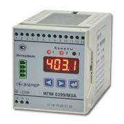 Измерительные преобразователи модульные ИПМ 0399 М3М фото