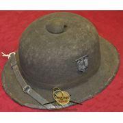 Шлем - Африканский корпус третьего рейха состояние отличное фото
