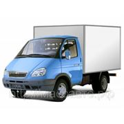 Промтоварный фургон газ 3302-1288 плакированная оцинковка фото