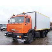 Автомобиль-фургон КАМАЗ ПАРМ 4784 (478400-000001215/6)