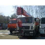 КС 55713-6К-1 автокран фото