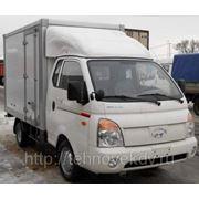 Фургон HUNDAI PORTER II фото