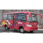 Автобус HIGER KLQ 6608 фото