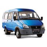 ГАЗ 3221 «ГАЗель» микроавтобус фото